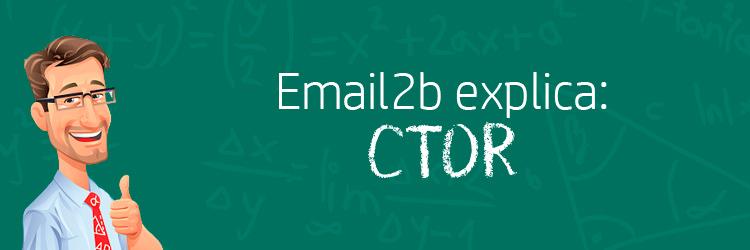 CTOR: como calcular no seu e-mail marketing e qual a diferença para o CTR (Click-Through)